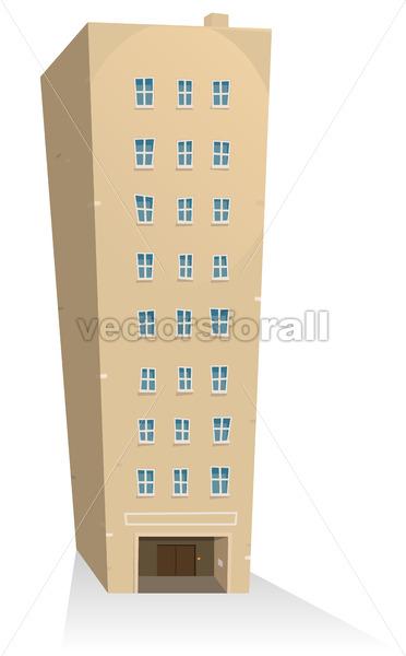 Apartments Building - Benchart's Shop