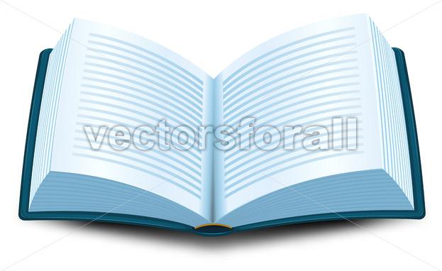 Book Icon - Vectorsforall