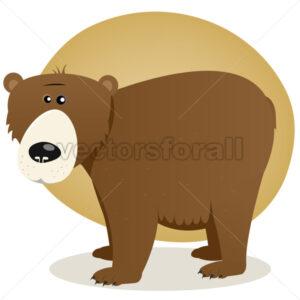 Brown Bear - Benchart's Shop