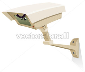CCTV Security Camera - Vectorsforall