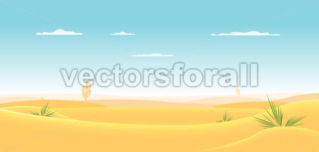 Deep Western Desert - Benchart's Shop