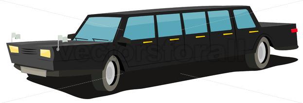 Diplomatic Car - Vectorsforall