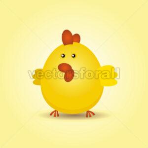 Easter Chicken - Benchart's Shop