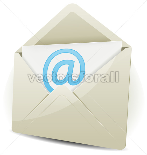 Email Icon - Benchart's Shop