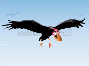 Flying Vulture - Benchart's Shop