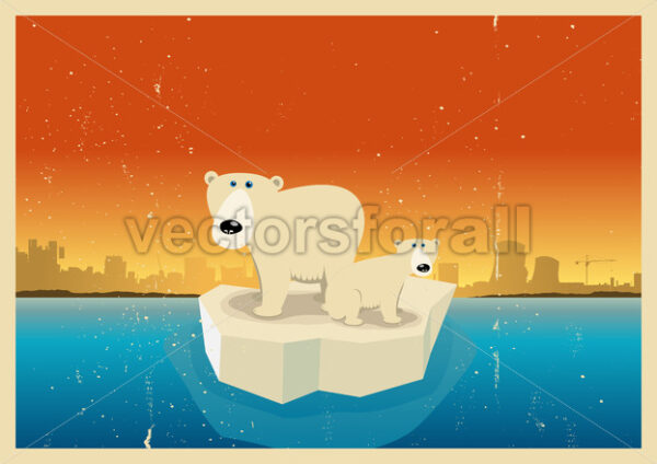 Global Warming Consequences - Vectorsforall
