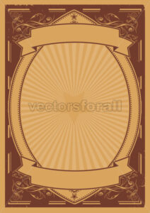 Grunge Poster Background - Benchart's Shop