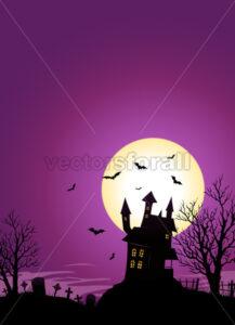 Halloween Castle - Benchart's Shop