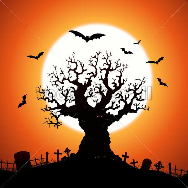 Halloween Tree - Vectorsforall