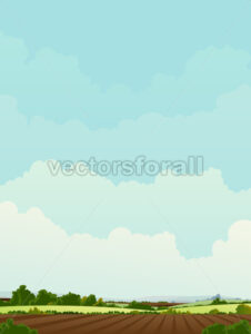 Harvest Landscape - Benchart's Shop