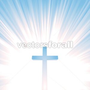 Heaven Christian Cross - Benchart's Shop