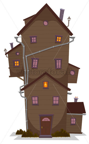 High Wood House - Vectorsforall