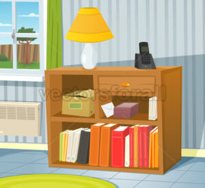Home Interior - Vectorsforall