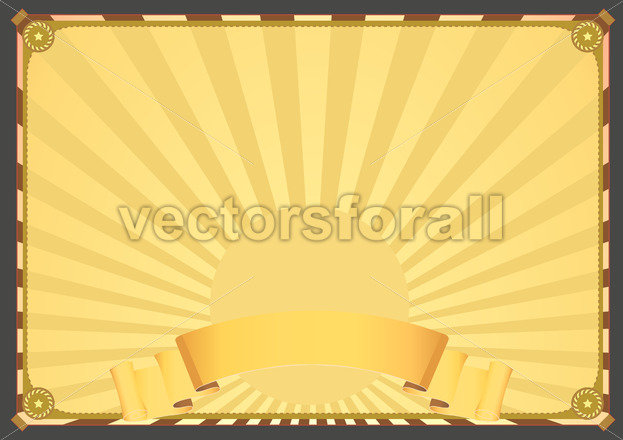 Horizontal Deluxe Background - Benchart's Shop