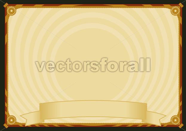 Horizontal Retro Poster Background - Benchart's Shop