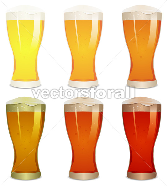 Lager, Amber And Stout Beers Set - Benchart's Shop