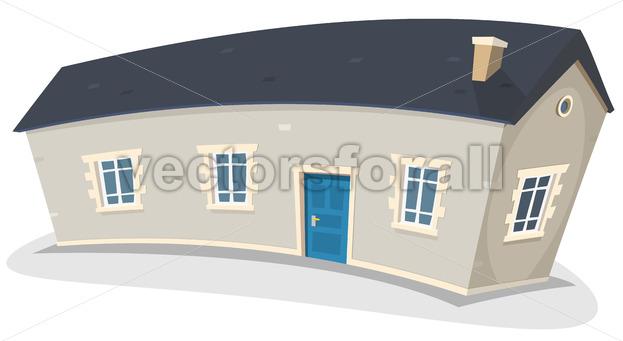 Long House - Vectorsforall