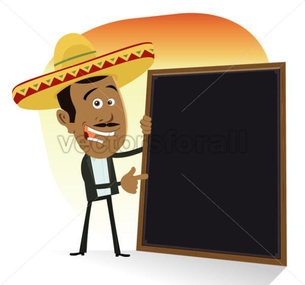 Mexican Menu - Vectorsforall