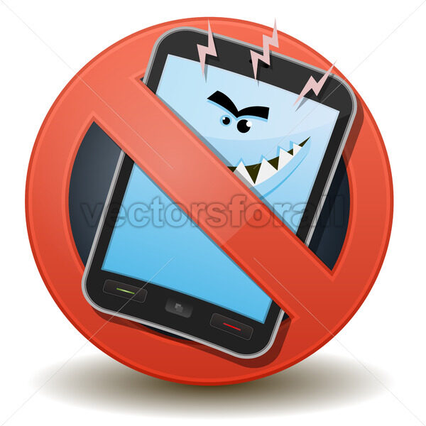 Mobile Phone Harmful Waves - Vectorsforall