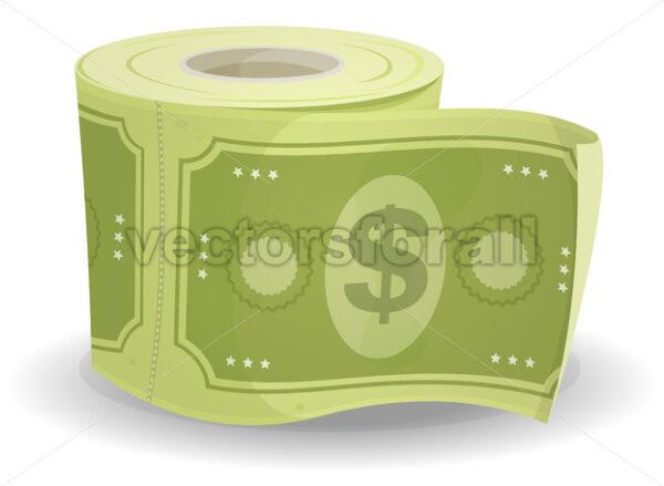 Monkey Paper Dollars - Vectorsforall