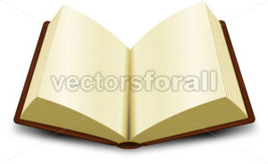 Open Book - Benchart's Shop