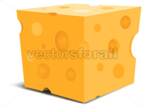 Piece Of Cheese - Benchart's Shop