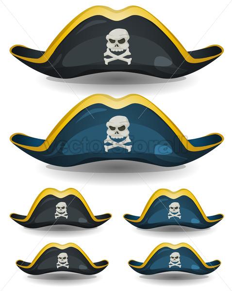 Pirate Hat Set - Vectorsforall