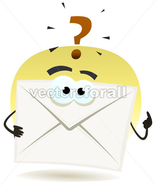 Question By Email Icon - Vectorsforall