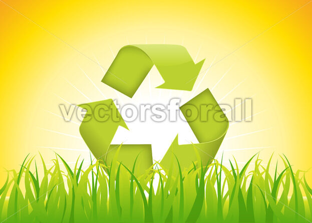 Recyclable Symbol - Benchart's Shop