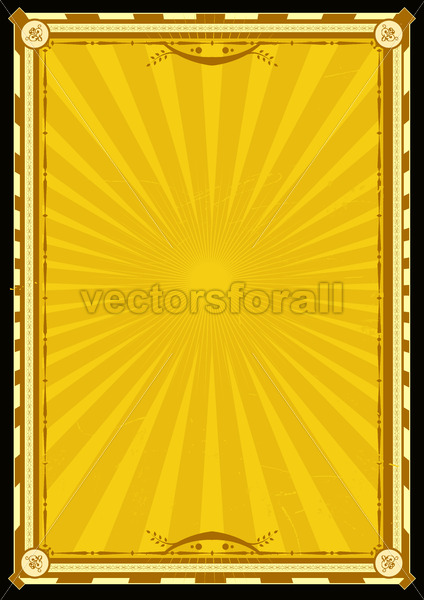 Royal Palace Vertical Poster - Vectorsforall