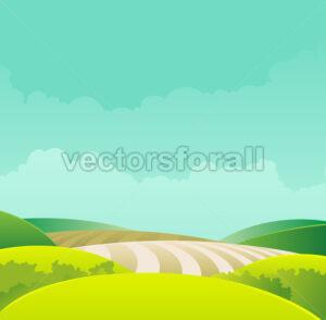 Rural Landscape - Benchart's Shop