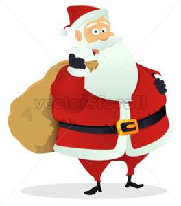 Santa Claus - Benchart's Shop