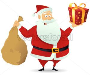 Santa Delivery - Benchart's Shop