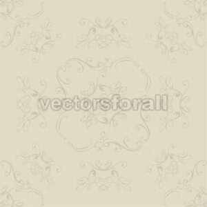 Seamless Floral Patterns Background - Vectorsforall