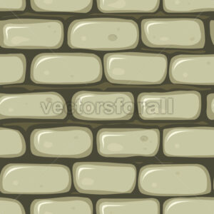 Seamless Stone Wall - Vectorsforall