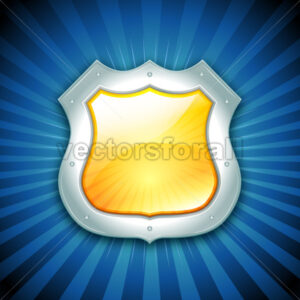 Security Protection Shield Icon - Vectorsforall