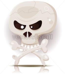 Skull And Cross Bones - Vectorsforall