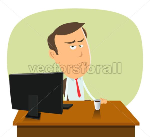 So Happy At Work - Vectorsforall