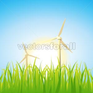Spring And Summer Windmills - Benchart's Shop