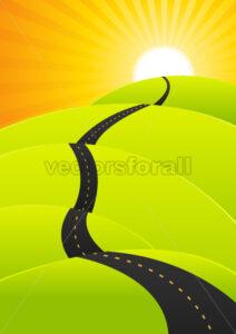 Summer Travel – Long Road Journey - Benchart's Shop