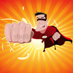 Super Hero – Male - Benchart's Shop