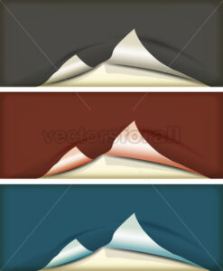 Torn Paper Set - Vectorsforall