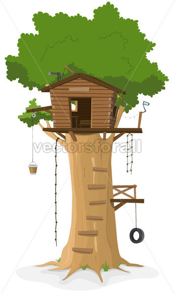 Tree House - Benchart's Shop