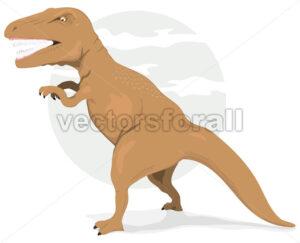 Tyrannosaurus Rex Dinosaur - Benchart's Shop