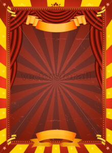Vintage Circus Poster - Benchart's Shop