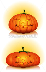 cartoon-halloween-pumpkins-characters.eps - Benchart's Shop