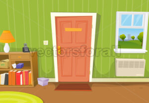 cartoon-home-interior.eps - Benchart's Shop
