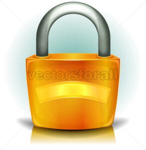 cartoon-padlock.eps - Benchart's Shop