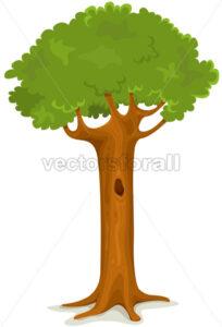 cartoon-single-tree.eps - Benchart's Shop