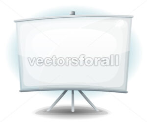 Advertisement Sign - Vectorsforall